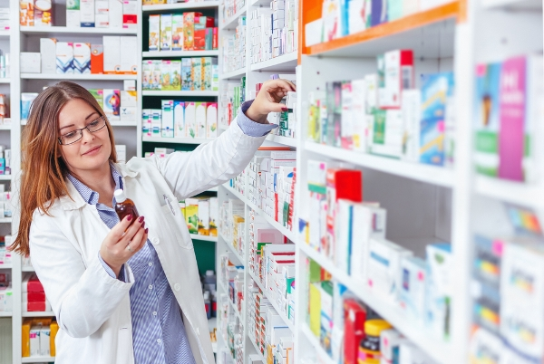Pharmacists Salary